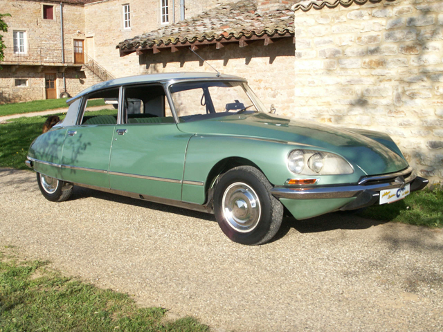 DS 21 Pallas Carbu 1972