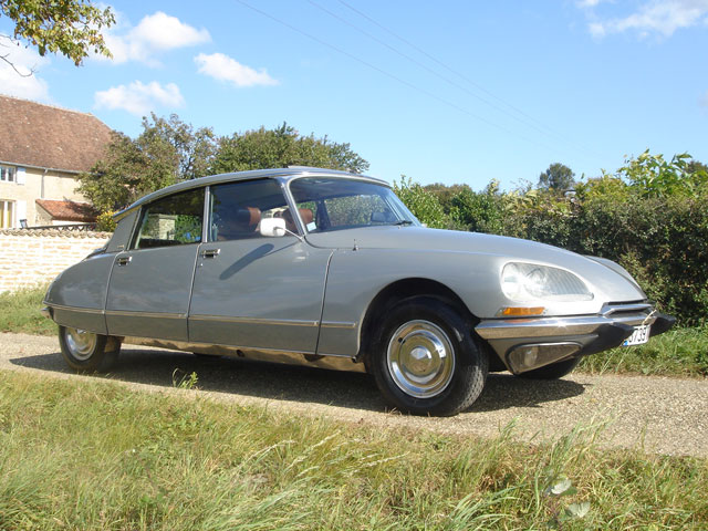DS 23 IE Pallas 1973