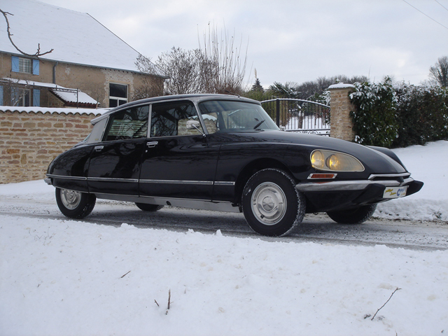 DS 23 ie Pallas 1974