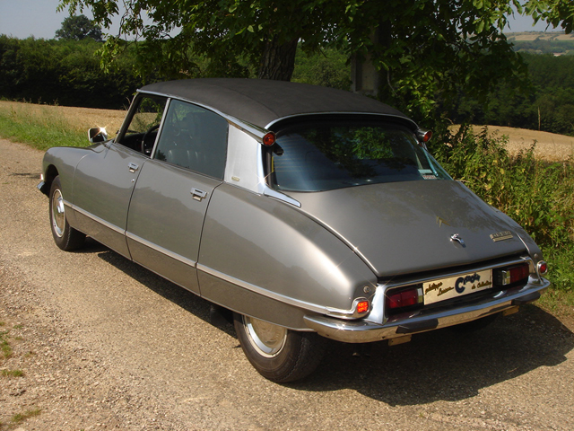 DS 23 ie Pallas 1975