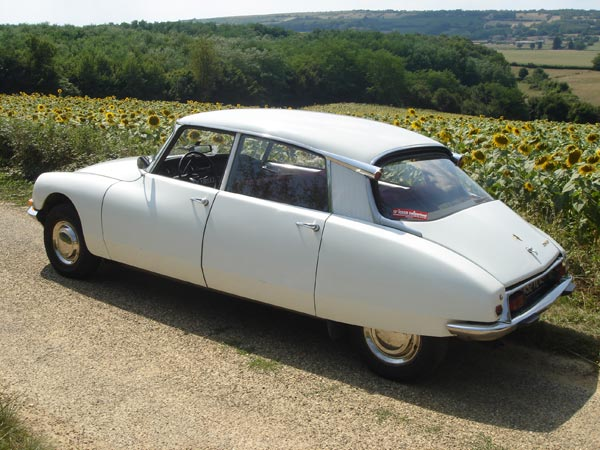 DS 20 confort 1970