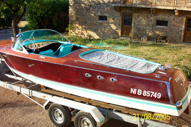 Riva Ariston n° 178 1958