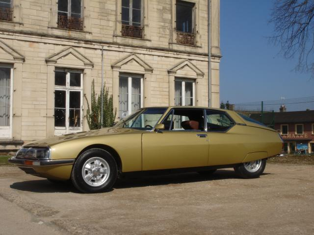 SM Maserati carburateur de 1972