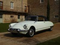 DS19 cabriolet 1963