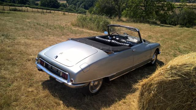 DS21 cabriolet