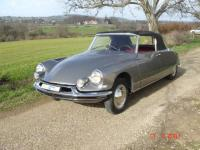 DS 19 cabriolet 1962