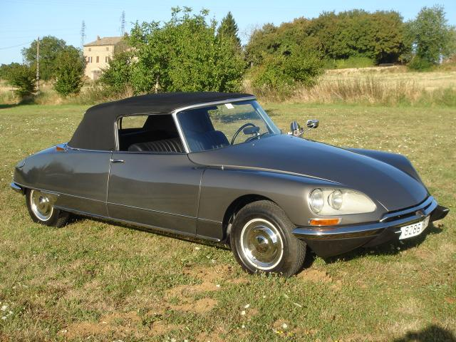 DS21 IE cabriolet