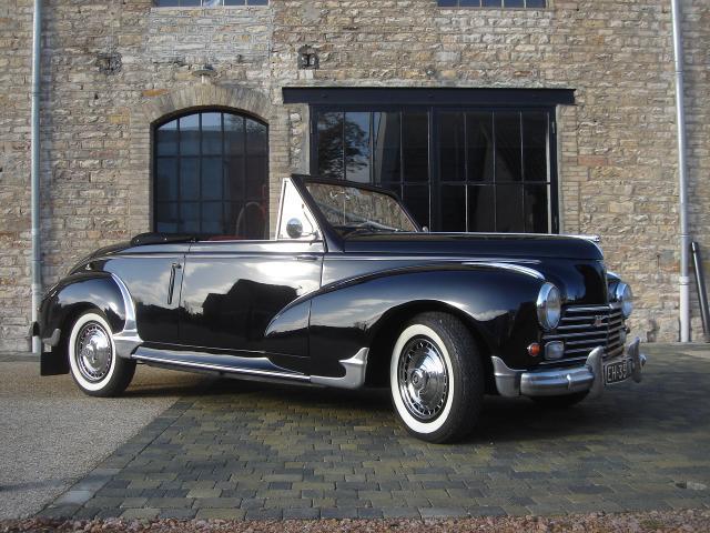 1955 プジョー 203 カブリオレ