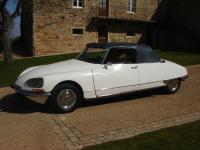DS 21 Cabriolet 1968