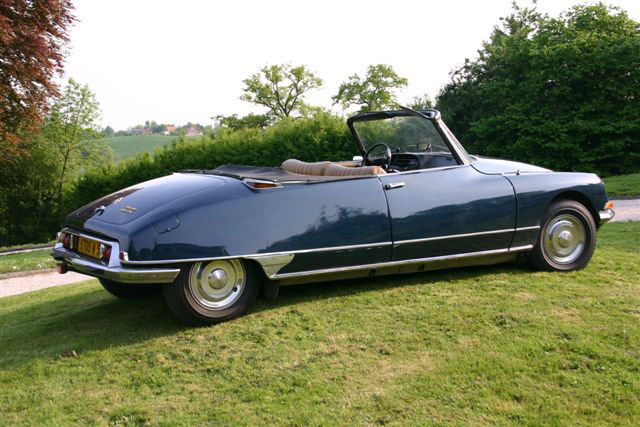 DS 21 cabriolet 1969