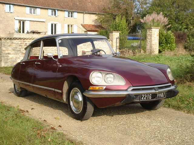 DS19 confort 1968