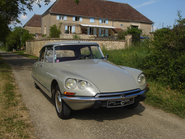 DS 19 confort 1968