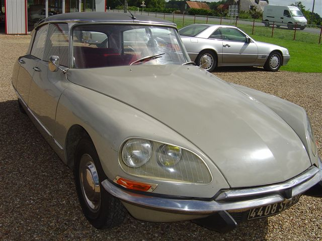 DS 20 confort 1969