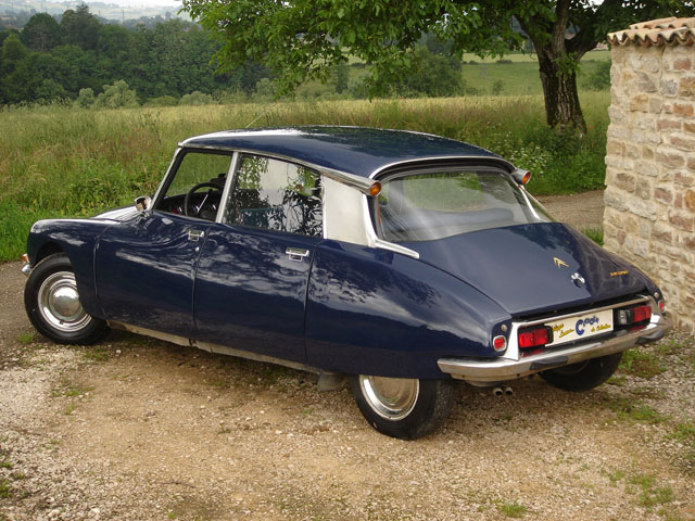 DS 20 confort 1972