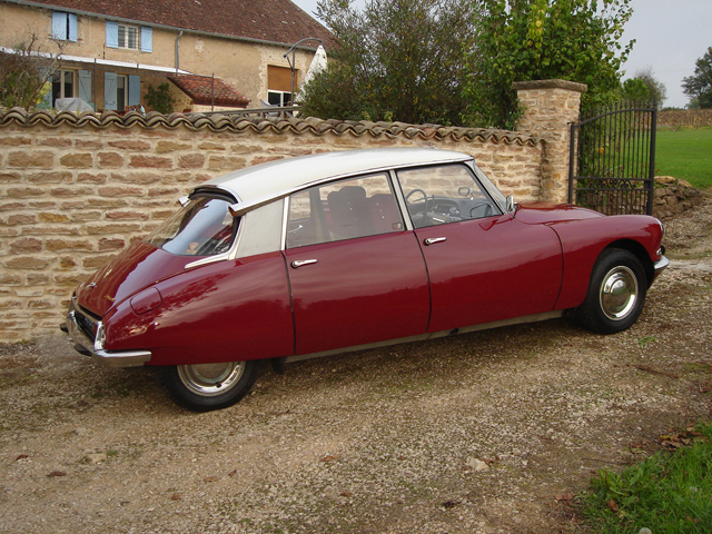 DS 21 confort 1967